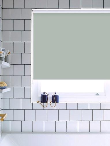 Puddle Bathroom Roller Blind