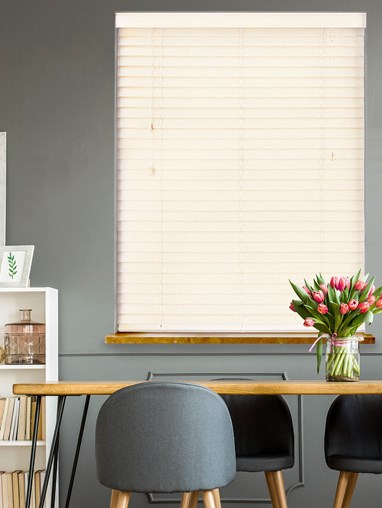 Quill Real Wood Venetian Blind