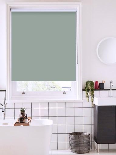 Silverware Bathroom Roller Blind