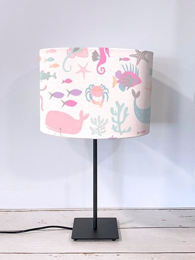 Under The Sea Candy Lampshade