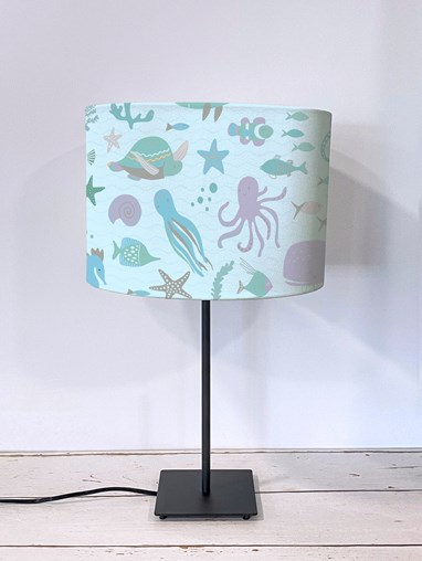 Under The Sea Sky Lampshade