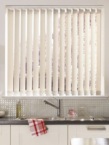 Antiquary 89mm Dim-Out Vertical Blind