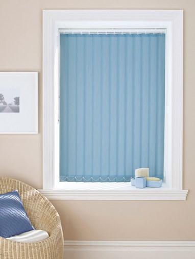 Bluebird 89mm Dim-Out Vertical Blind