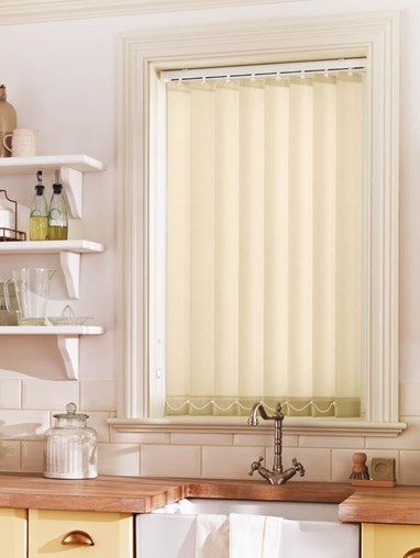 Dovecote 89mm Dim-Out Vertical Blind