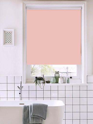 Zinnia Bathroom Roller Blind