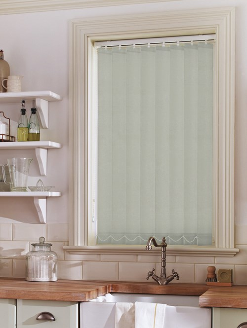 Pearl River 89mm Daylight Vertical Blind