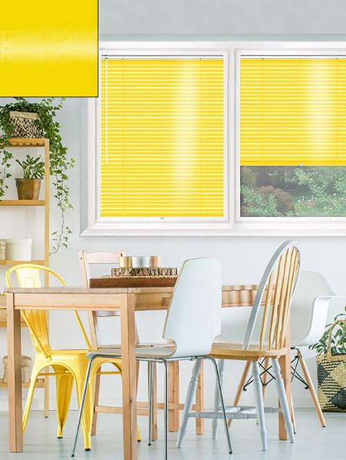 Gloss Sunshine 25mm Perfect Fit Venetian Blind