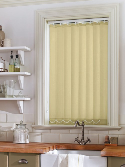 Cool Earth 89mm Daylight Vertical Blind