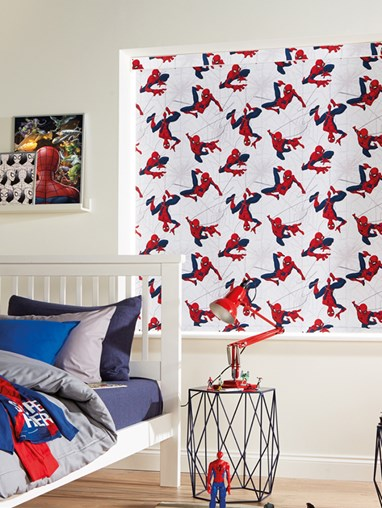 Marvel Spider-Man Blackout Roller Blind