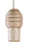Wooden Acorn